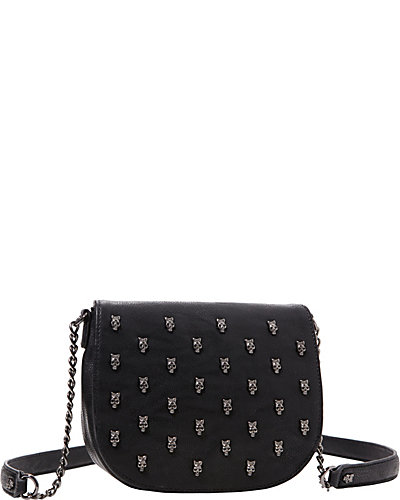 SKULL SQUAD CROSSBODY EXCLUSIVE BLACK