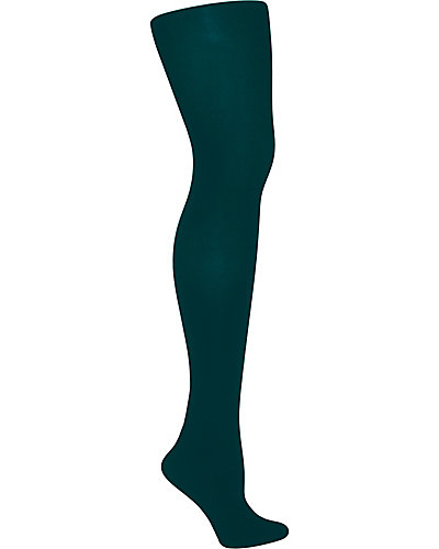SOLID TIGHTS TEAL