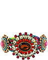 ST BARTS MULTI HINGED BANGLE MULTI