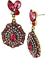SUMMER BLAST PINK DROP EARRING PINK