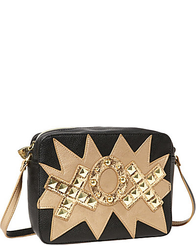 T T Y L CROSSBODY BLACK