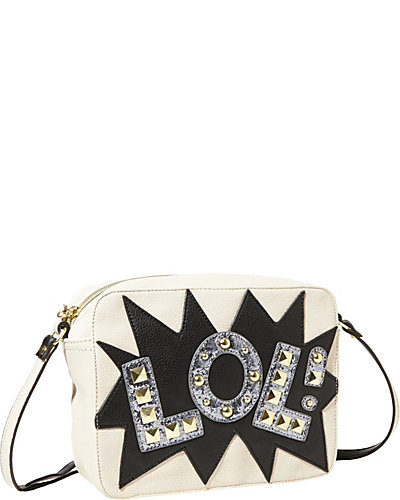 T T Y L CROSSBODY WHITE