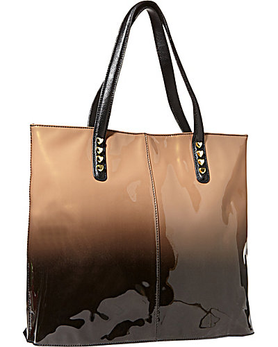 THE FADE TOTE TAN