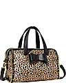 TOUGH LOVE SATCHEL LEOPARD
