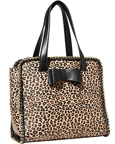 TOUGH LOVE TOTE LEOPARD