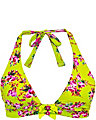 TRUE LOVE HALTER YELLOW