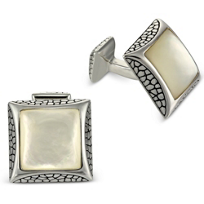 Sterling_Silver_and_Mother_of_Pearl_Cufflinks