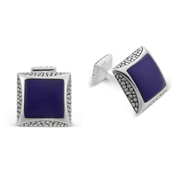 Stephen_Webster_Lapis_Heartbreaker_Cufflinks