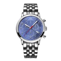 88_Rue_Du_Rhone_Stainless_Steel_Chronograph_Bracelet_Watch,_42mm