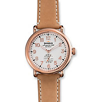 Shinola Runwell, Tan