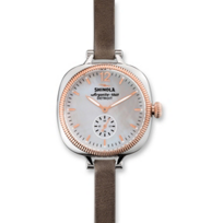 Shinola_The_Gomelsky_36mm_Women's_Strap_Watch,_Silver_and_Rose_Tone_Case_with_Mother_of_Pearl_Dial_
