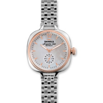 Shinola_The_Gomelsky_36mm_Women's_Bracelet_Watch,_Silver_and_Rose_Tone