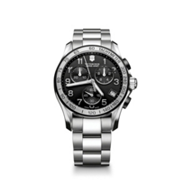 Swiss_Army_Chrono_Classic_PVD_Bracelet_Watch,_Black_Dial