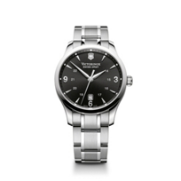 Swiss_Army_Alliance_Bracelet_Watch,_Black_Dial