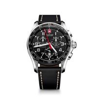 Swiss_Army_Chrono_Classic_XLS__Strap_Watch,_Black_Dial