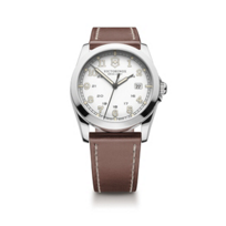 Swiss_Army_Infantry_Strap_Watch,_Cream_Dial