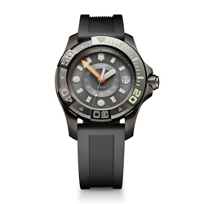 Swiss_Army_Dive_Master_500_Mid-Size_Strap_Watch,_Black_Dial