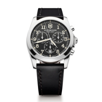 Swiss_Army_Infantry_Chronograph_Strap_Watch,_Dark_Grey_Dial