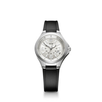 Swiss_Army_Base_Camp_Strap_Watch,_Silver_Dial