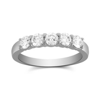 White_Gold_Prong_Set_Diamond_Band