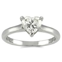 18K_Heart_Shape_Diamond_Engagement_Ring