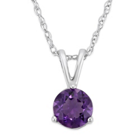 14K_White_Gold_Amethyst_Pendant,_5mm
