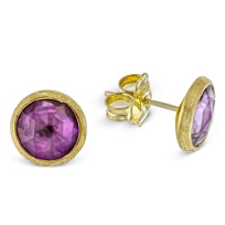 18K_Amethyst_Stud_Earrings