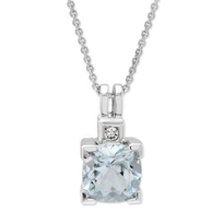 14K_White_Gold_Cushion_Aquamarine_and_Diamond_Pendant