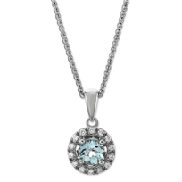 14K_White_Gold_Aquamarine_and_Diamond_Halo_Pendant