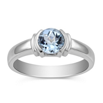 14K_White_Gold_Half_Bezel_Aquamarine_Ring