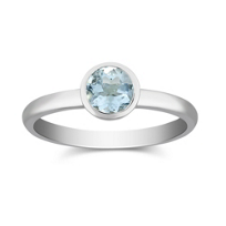 14K_White_Gold_Bezel_Set_Round_Aquamarine_Ring