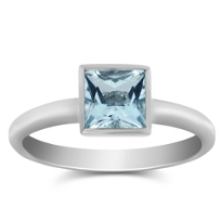 14K_White_Gold_Bezel_Set_Princess_Cut_Aquamarine_Ring