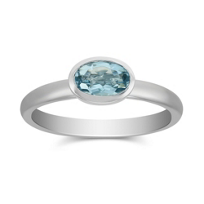 14K_White_Gold_Bezel_Set_Oval_Aquamarine_Ring