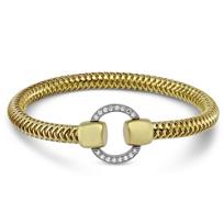 Roberto_Coin_18K_Yellow_&_White_Gold_Diamond_Primavera_Bracelet