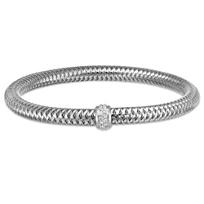 Roberto_Coin_18K_White_Gold_Diamond_Primavera_Bracelet