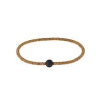 Roberto_Demeglio_18K_Rose_Gold_Sphere_Black_Diamond_Bracelet