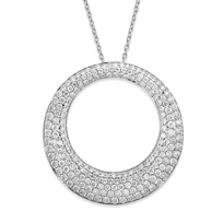 Roberto_Coin_18K_White_Gold_Diamond_Scalare_Pendant,_1.15cttw