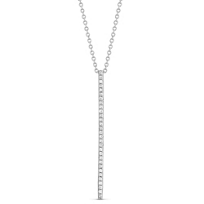 14K_White_Gold_Diamond_Line_Pendant