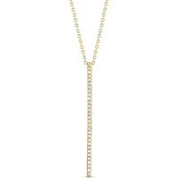 14K_Yellow_Gold_Diamond_Line_Pendant