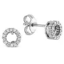 18K_White_Gold_Diamond_Circle_Earrings