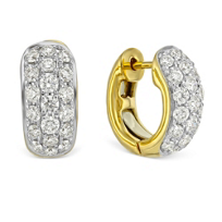 18K_Yellow_and_White_Gold_Pave_Diamond_Huggy_Earrings