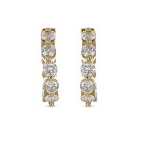 14K_Yellow_Gold_Diamond_Hoop_Earrings,_0.39cttw