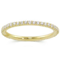 18K_Yellow_Gold_Round_Diamond_Pave_Ring,_0.37_cttw