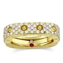 Roberto_Coin_18K_Yellow_Gold_Diamond_Pois_Mois_Ring