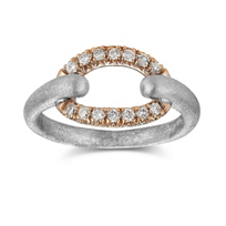 14K_Rose_Gold_and_Sterling_Silver_Diamond_Oval_Ring