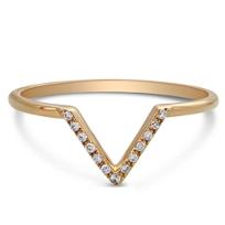 14K_Rose_Gold_Diamond_V_Ring