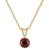 14K_Yellow_Gold_Round_Garnet_Solitaire_Pendant,_5mm