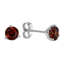 14K_White_Gold_Round_Garnet_Stud_Earrings,_5mm