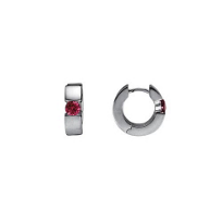 Sterling_Silver_Rhodolite_Garnet_Hoop_Earrings