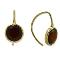 Toby_Pomeroy_14K_Yellow_Gold_Garnet_Comet_Earrings